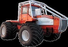 трактор колесный ХТА-200-07