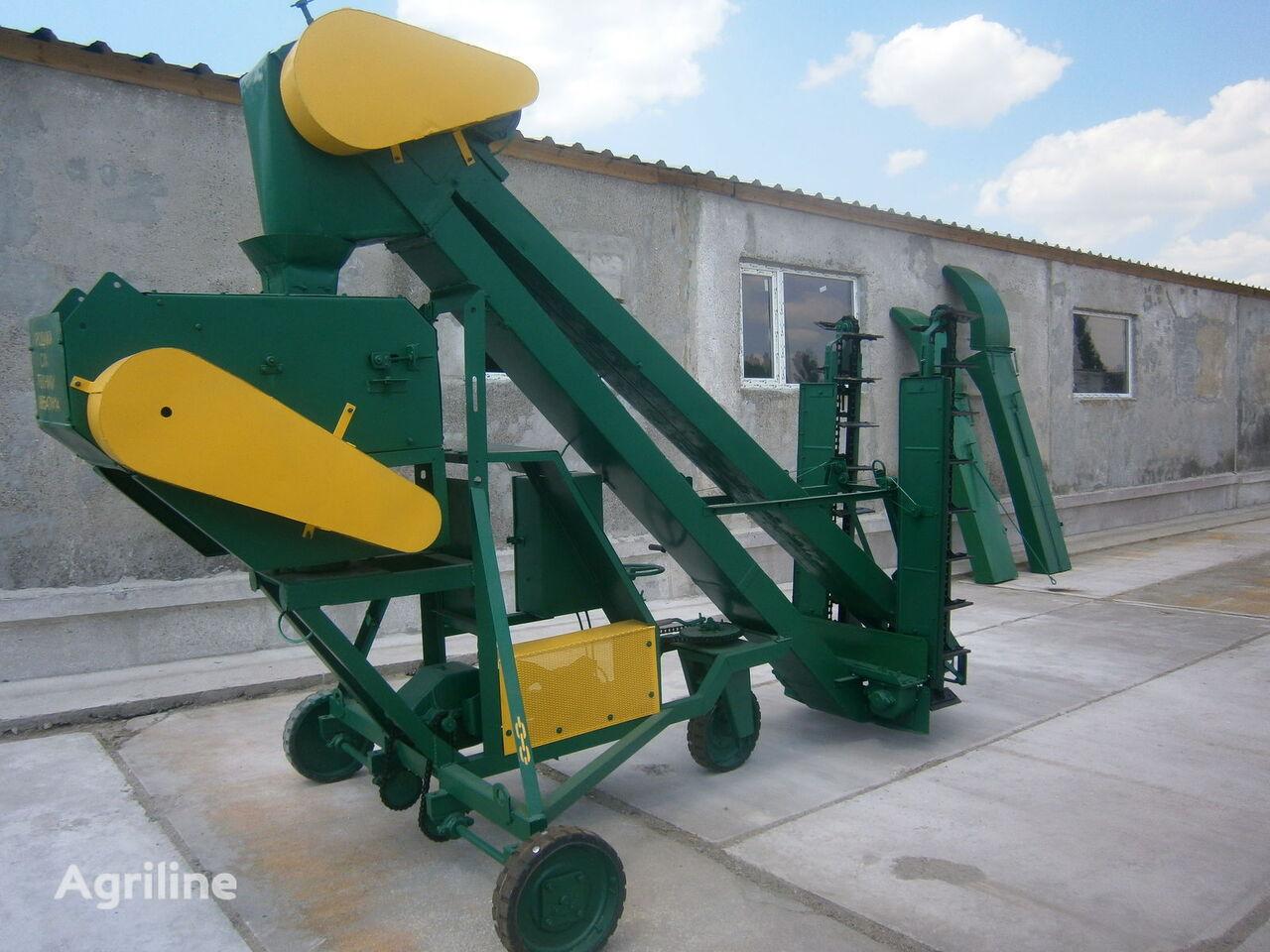 зернометатель ЗМ-60 у