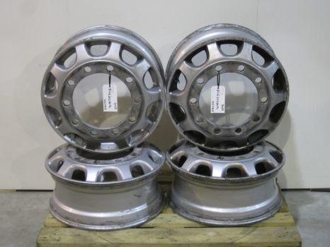 грузовой диск колесный MAN alu velgen 8,25x22,5