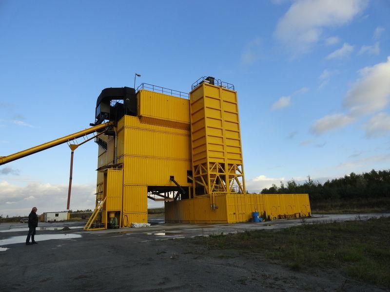 асфальтный завод LINTEC CSD 3000