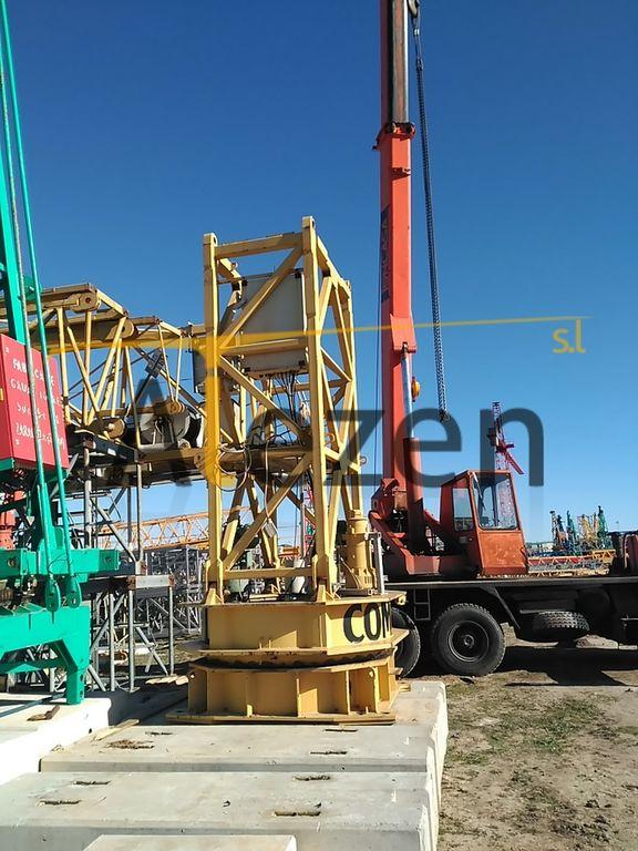 башенный кран COMEDIL ctt 161-8