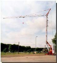 башенный кран PEKAZETT 4010