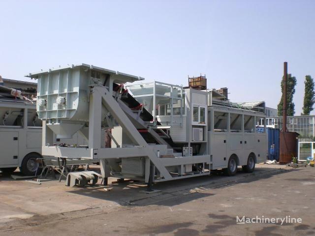 бетонный завод EUROMIX 75 Dynamik