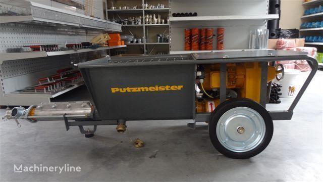новый бетононасос стационарный PUTZMEISTER S5 EV