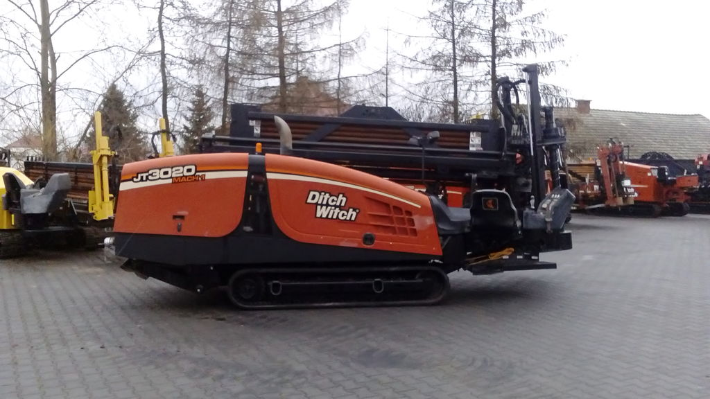 буровая установка DITCH-WITCH JT3020 Mach1