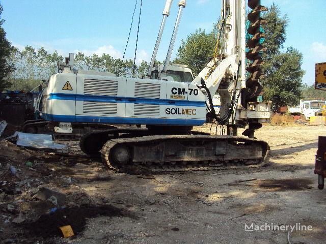 буровая установка Soilmec CM 70.