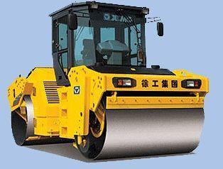 новый дорожный каток XCMG XD142