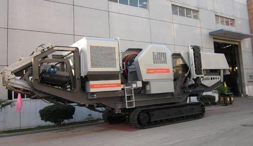новая дробильная установка ZENITH LD-PFW1315II