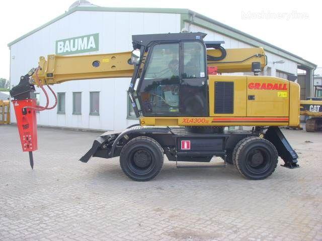 колесный экскаватор GRADALL XL 4300