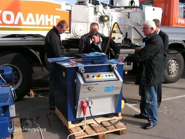 промышленное оборудование Станок для изгиба и рубки арматуры ТР 38/45