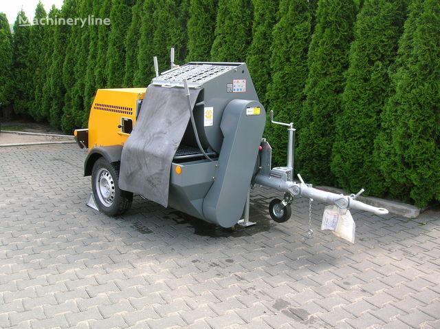 новая штукатурная машина PUTZMEISTER P-13 KA 230 EMR