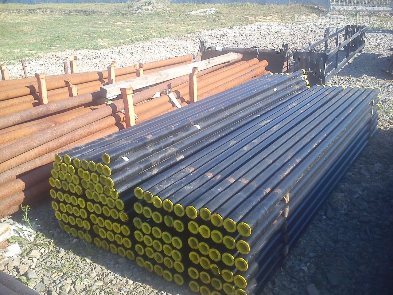 установка горизонтального бурения VERMEER  drill pipes for Vermeer 24x40/24x40SII