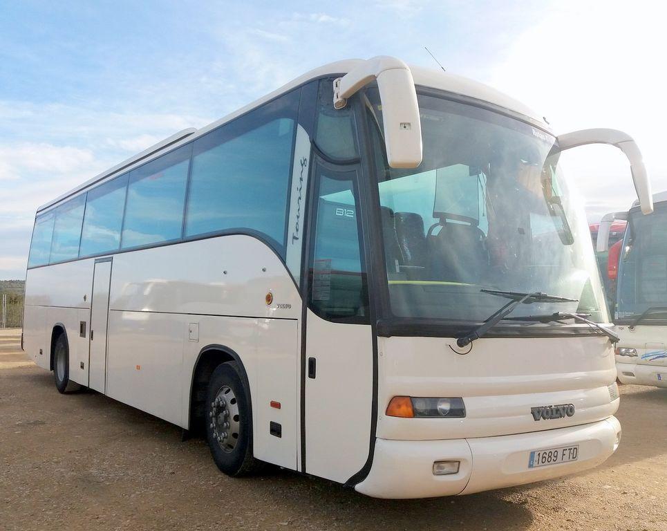 туристический автобус MERCEDES-BENZ 404 - NOBUS II