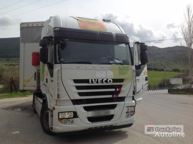 тягач IVECO STRALIS 500 Disponible a partir de 31/05/2017