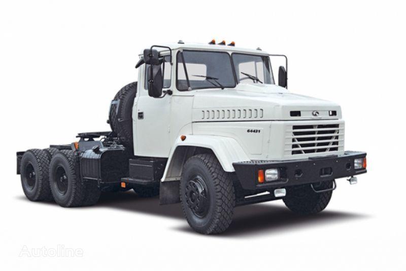 тягач КРАЗ 64431