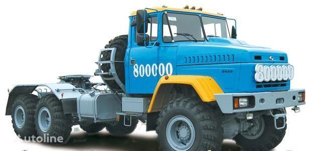 тягач КРАЗ 6446