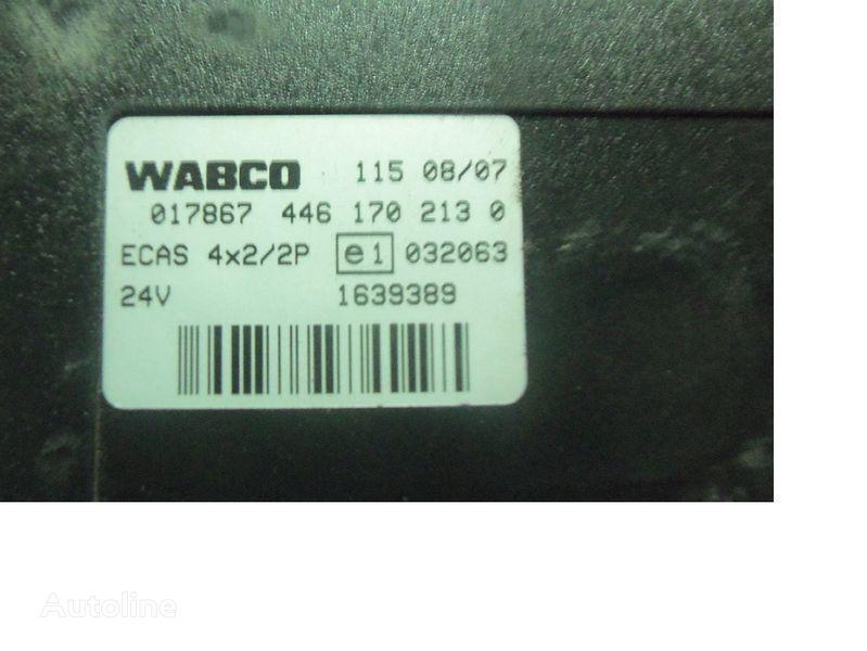 блок управления  DAF 105 XF, ECAS electric control unit 1639389; 1657855, 1657854, 1686733, 1732019 для тягача DAF 105XF