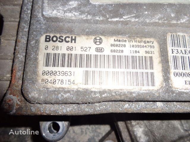блок управления  IVECO Euro3 engine control unit ECU EDC, BOSCH 0281001527 для тягача IVECO Stralis