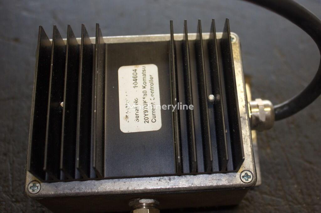 блок управления для экскаватора KOMATSU PC240LC-6
