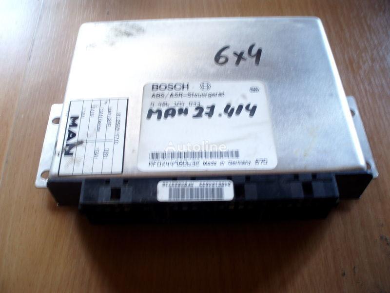 блок управления  BOSCH 0486104033 ABS  81.25935.6710 для грузовика MAN 27.414