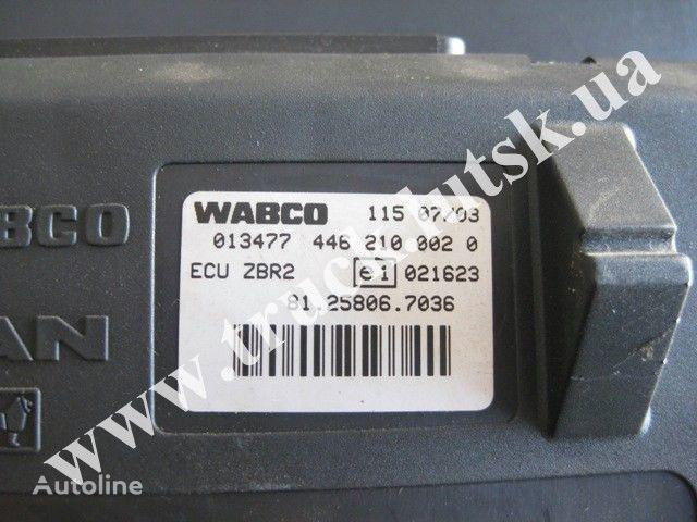 блок управления  Wabco ECU для грузовика MAN TGA