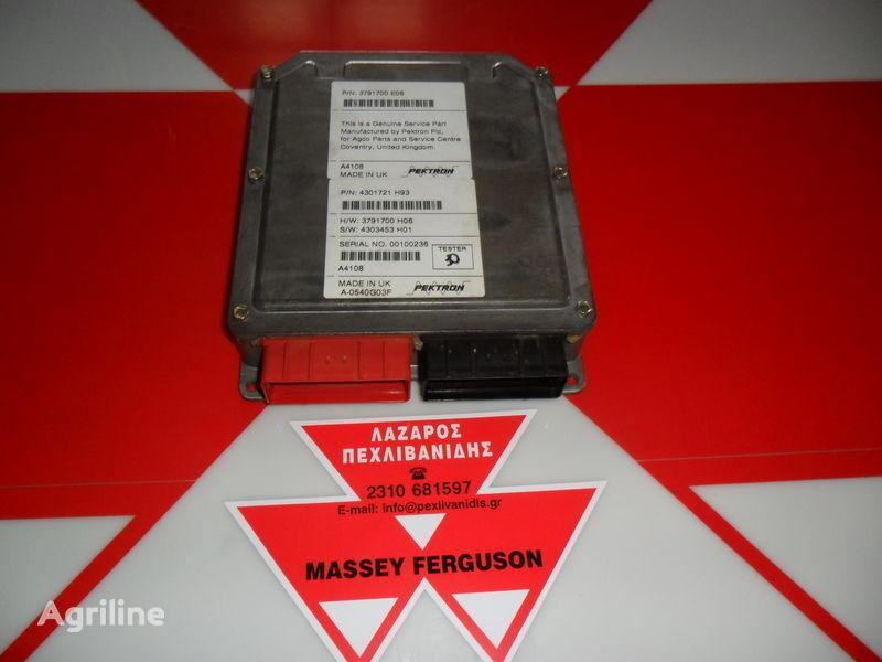 новый блок управления  MASSEY FEGUSON AGCO для трактора MASSEY FERGUSON 5400-6200-6400-7400