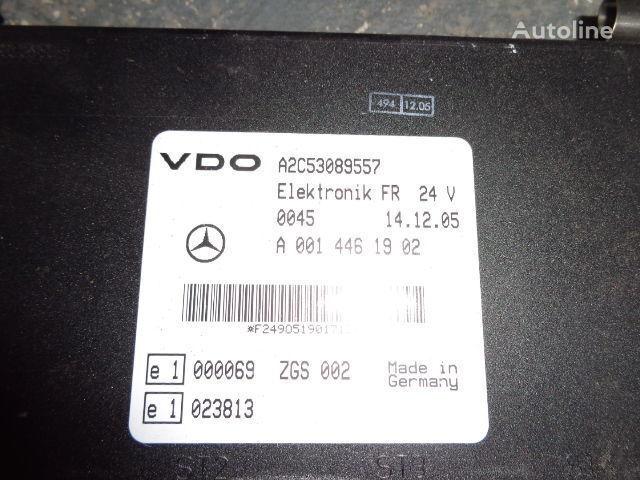 блок управления  Mercedes Benz Actros MP2, MP3, MP4, FR control unit ECU 0014461902, 0014467302, 014464002, 0014464102 для тягача MERCEDES-BENZ Actros
