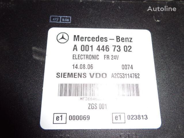 блок управления  Mercedes Benz Actros MP2, MP3, MP4, FR control unit ECU 0014467302, 0014467302, 0004467502, 0014461002, 0014467402, 0004467602, 0004469602, 0014461302, 0014461402, 0014462602, 0014467002, 0014461902, 0014464102, 0014464002, 0024460102, 0014465402, 0024460 для тягача MERCEDES-BENZ Actros