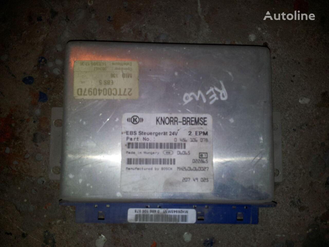блок управления  Renault DXI MAGNUM, PREMIUM EBS Control unit 20749025, 20895573, 0486106078, 0486106085, 20895576, 85110026, 85129471, 85110025, 20895573 для тягача RENAULT Magnum DXI