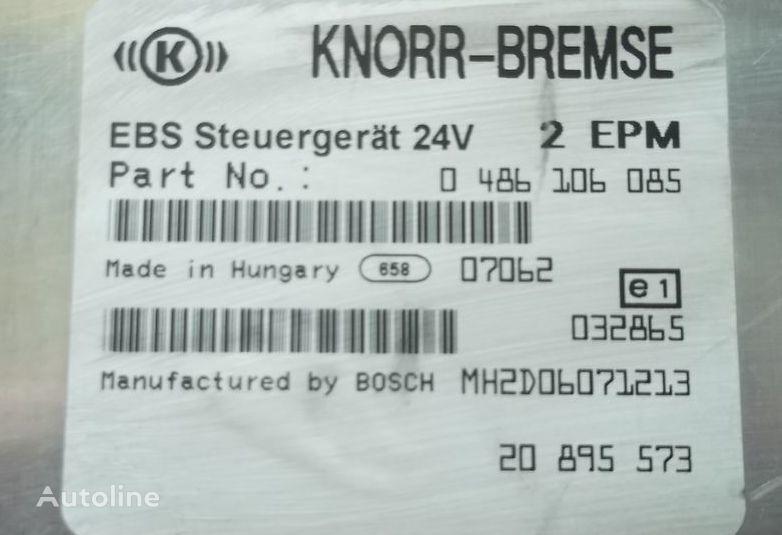 блок управления  RENAULT central brake control unit EBS 20895573 для тягача RENAULT Premium DXI