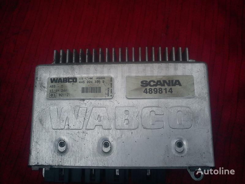 блок управления  Wabco C3-4S/M 4460040850 . 4480030790. 4460030510. 4460040540 для грузовика SCANIA