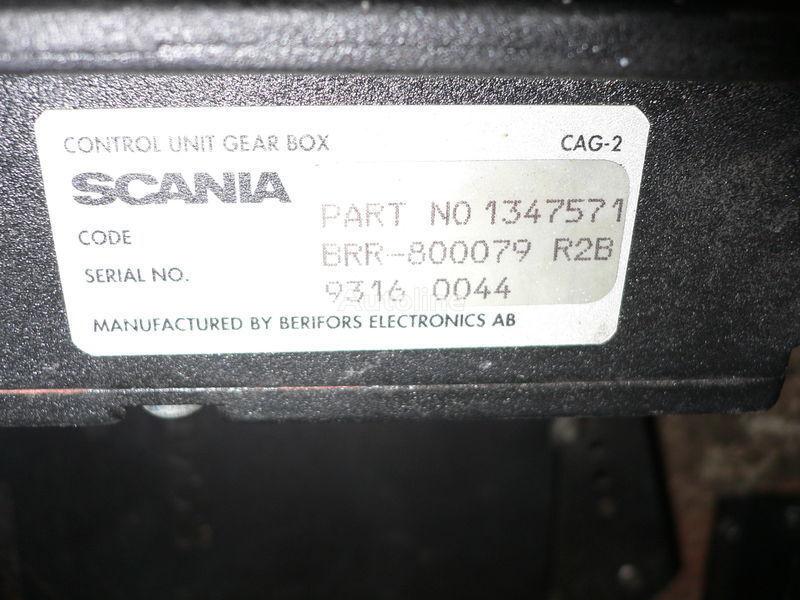блок управления  Scania GEAR BOX 1347571 . 1362616 . 1505135 . 488207. 1434153. 1368153. 1360315 для автобуса SCANIA 113