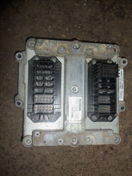 блок управления  Scania R series engine computer, ECU, EDC, type DT1206, 1903886, 2061752, 2323675 для тягача SCANIA R
