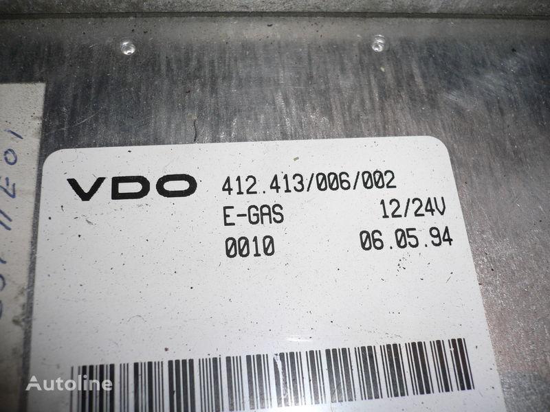 блок управления  VDO 412.413/006/002 для автобуса SCANIA b10
