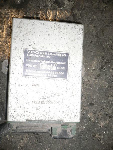 блок управления  VDO 412.412/002/001 для автобуса VOLVO