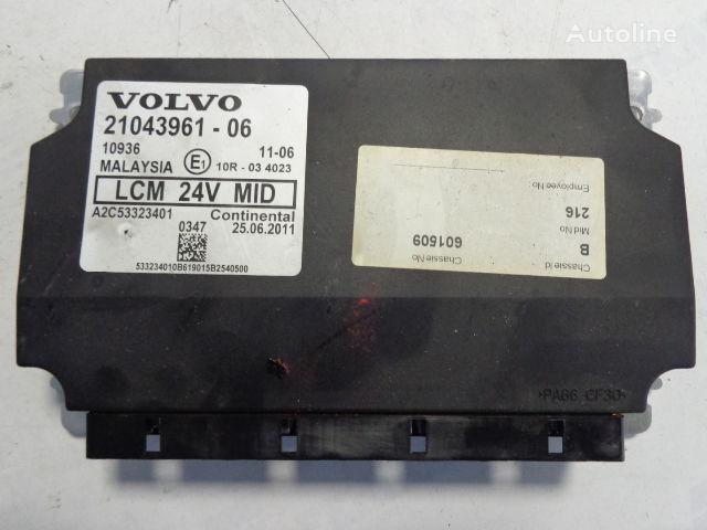 блок управления  LCM 21043961, 20744283,20427169,20514900,20744283,20815236 для тягача VOLVO FH