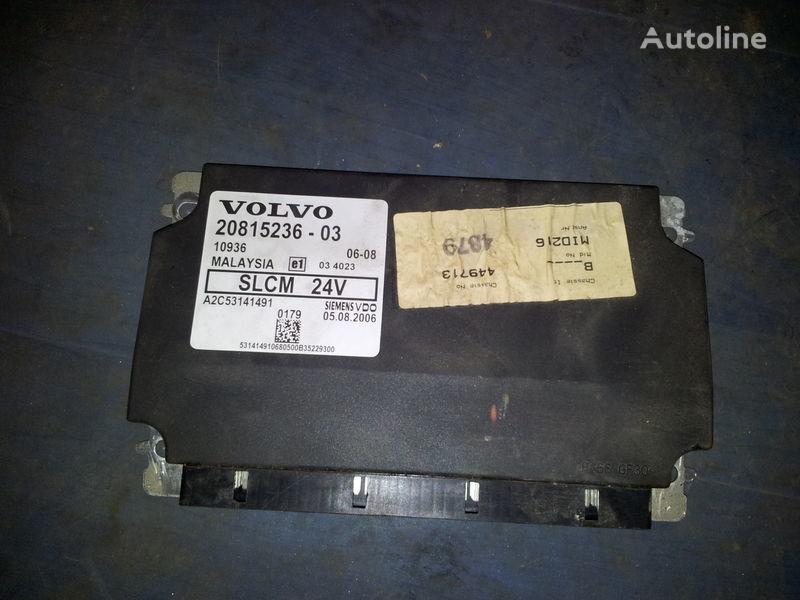 блок управления  VOLVO FH 12, FH13, Light control unit SLCM, 20815236, 20744286, 20744283, 20865208, 85115541, 20815236, 85110015 для тягача VOLVO FH13