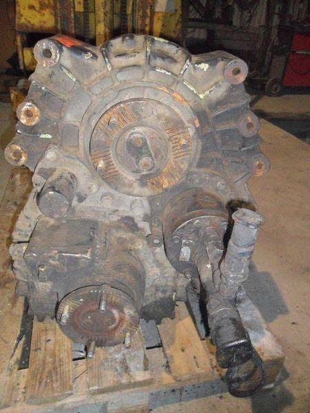 дифференциал  MAN 6X6 8X8    G 17002 для грузовика