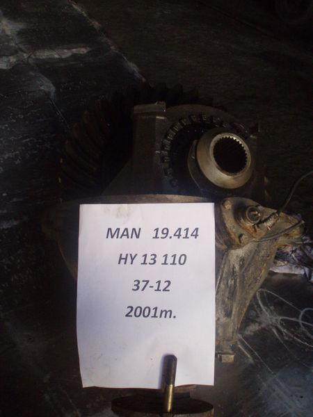 дифференциал  HY 13.110 для тягача MAN 19.414