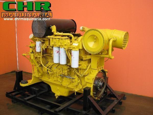двигатель  KOMATSU PC750 SAA6D140-E2 для экскаватора