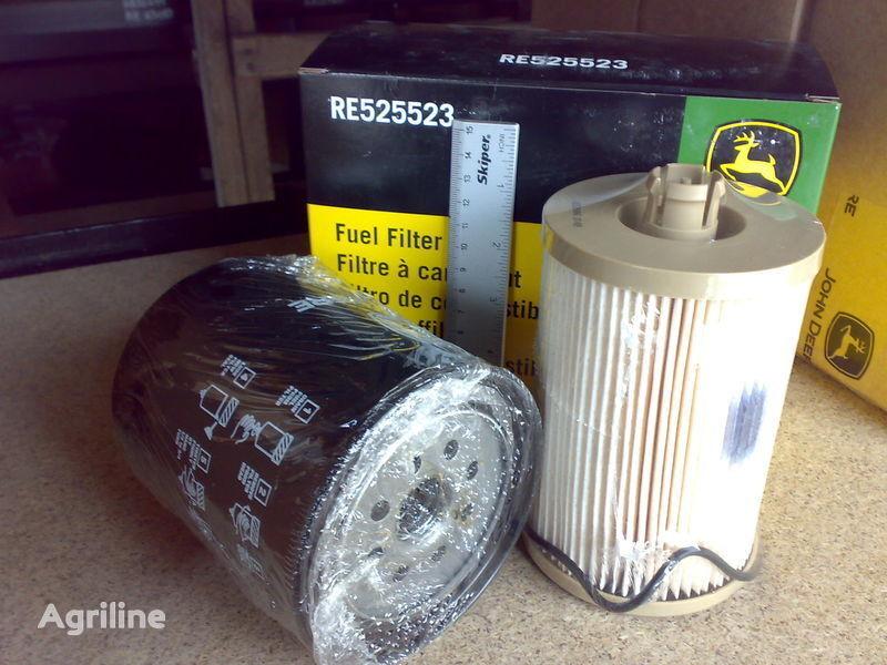 новый двигатель  John Deere Фильтр паливний для трактора