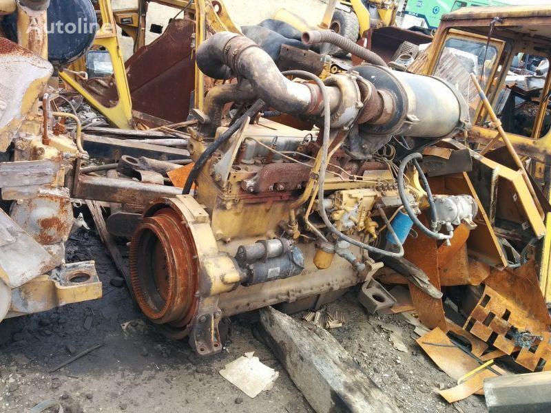 двигатель  Caterpillar 3306 для генератора CATERPILLAR 966F