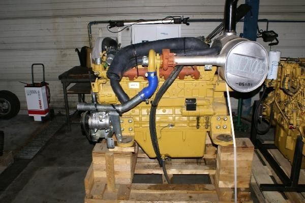 двигатель для бульдозера CATERPILLAR C6.4
