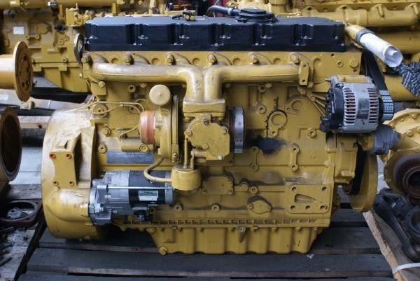 двигатель для тягача CATERPILLAR C6.6