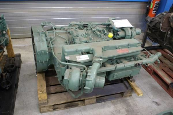 двигатель для грузовика DAF LT 160