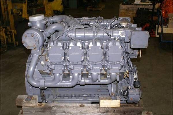 двигатель для другой спецтехники DEUTZ BF8M1015 C