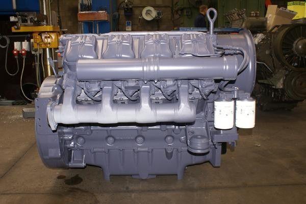 двигатель для экскаватора DEUTZ F8L513