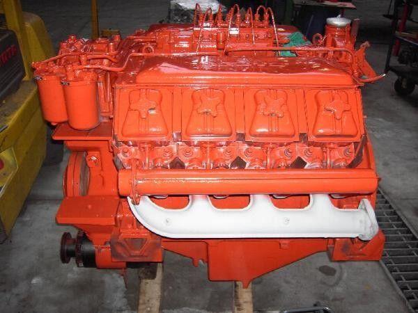 двигатель для другой спецтехники DEUTZ F8L714
