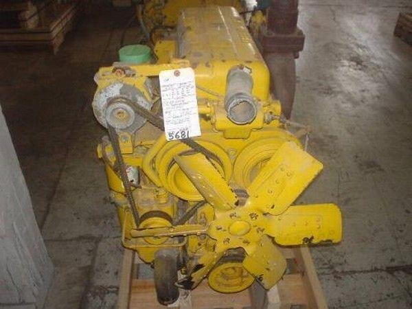 двигатель для другой спецтехники Detroit 4-53 N