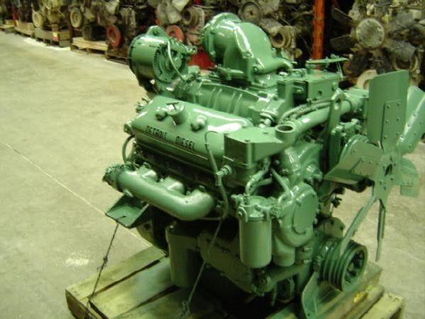 двигатель для грузовика Detroit 6V71